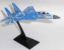 McDonnell Douglas F-15 Singapore Air Force 50th Anniversary Model Scale 1:144 JCW144F15001 p